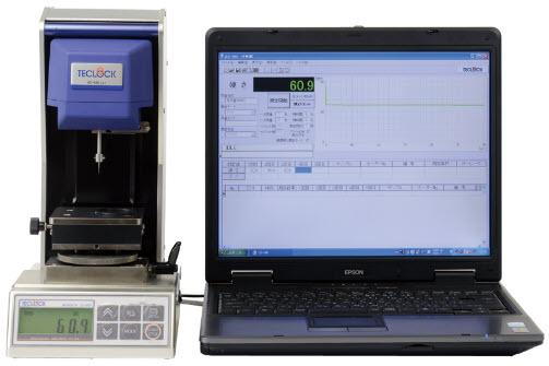 GX-700 máy đo độ cứng cao su tự động Teclock, Đại lý Teclock tại việt nam