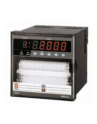Bộ hiển thị và ghi dữ liệu nhiệt độ, điện áp RM10C Ohkura, nhà phân phối hãng Ohkura tại Việt Nam