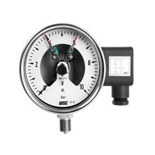 Đồng hồ áp suất tiếp điểm điện P500 Series Wise control