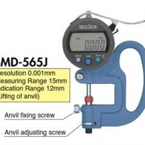 Đồng hồ đo độ dày vật liệu SMD 565J Teclock, Teclock Vietnam