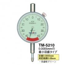 Đồng hồ so 0.0005mm TM5210 Teclock, Đại lý Teclock tại Việt Nam