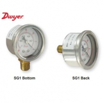 Dwyer Vietnam – Đồng hồ đo áp suất công nghiệp SG1 – The Series SG1 Pressure Gauge