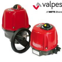 Electric Actuator VR25, VR45, VR75 Valpes Vietnam,  Nhà phân phối Valpes Vietnam