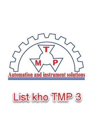 List kho TMP 3