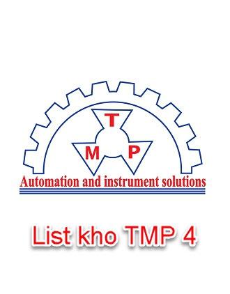 List kho TMP 4