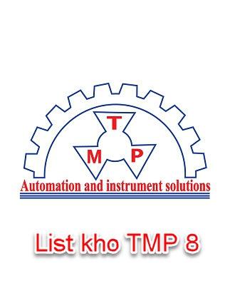 List kho TMP 8