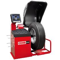 Máy cân bằng lốp ô tô tải CEMB C202SE BƠM DẦU, CEMB Vietnam