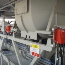 Máy cân động trục cho hệ thống cấp liệu Multiflex MTF-A