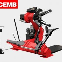 Máy tháo lắp lốp xe ô tô tự động SM33T CEMB - Đại lý CEMB Việt Nam