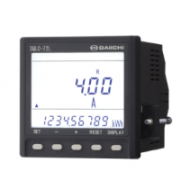 Power Line Super MULTI-METER SQLC-72L, Daiichi Electric Vietnam