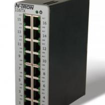 N-Tron 116TX 16 Port Ethernet Switch, Thiết bị chuyển mạch N-Tron 116TX Redlion, Redlion Vietnam