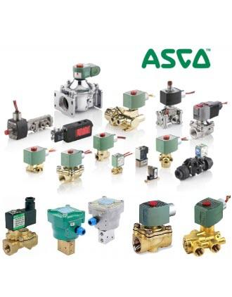 Van điện từ ASCO – Solenoid Valve ASCO - Đại lý ASCO tại Vietnam