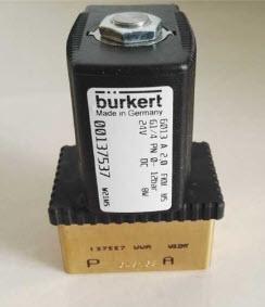 Van điện từ Burkert type 6013 - 137537, Đại lý phân phối hãng Burkert tại Việt Nam